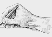 Main thumb how to draw hands 1