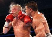 Main thumb knockout