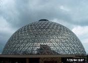 Main thumb dome