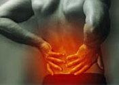 Main thumb back pain